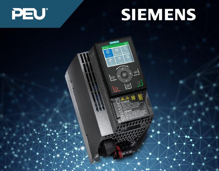 SINAMICS G120C – O inversor compacto para inúmeras aplicações